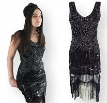 sukienka na sylwestra cekiny kliknij na zdjęcie