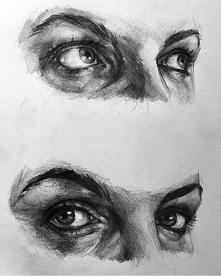 szybkie szkice ( autoportret )