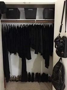 black clothes ♥