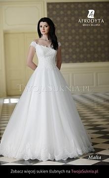może taka suknia?