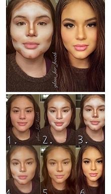 Jak prawidłowo konkurować twarz