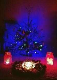świąteczne drzewko