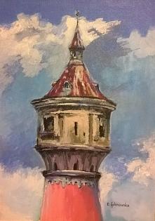 Wieża Ciśnień w Drezdenku