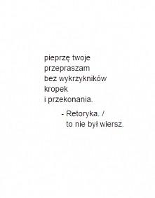 Utwór autorstwa Retoryka.