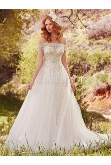 Maggie Sottero Wedding Dresses Iris 7MZ342