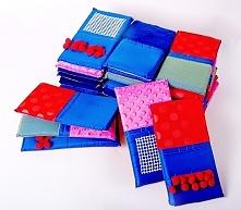 Domino sensoryczne Domino jest dużą, kolorową grą podłogową, która dodatkowo ...