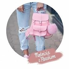Plecak to bardzo praktyczna rzecz, a ten dodatkowo wygląda ciekawie.  Wybrałam ten, ponieważ jako fanka plecaków i koloru różowego nie mogłam przejść obojętnie!  Plecak jest prz...