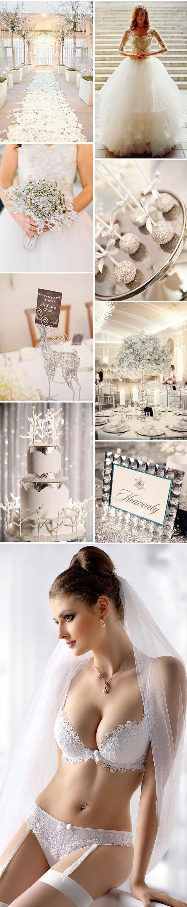 Ślubne inspiracje + bielizna damska Gracya