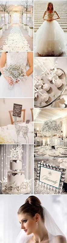 Ślubne inspiracje + bielizn...