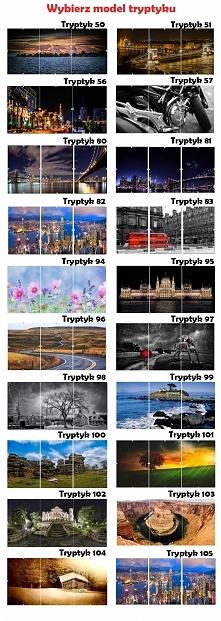 #Tryptyk w antyramie. Trzy części jednego obrazu, każda w formacie A2, A3 lub A4. Zobacz nasze tryptyki na naszych aukcjach allegro - użytkownik Rak-bis