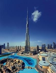 Dubaj - moje marzenie