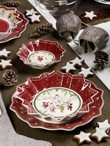 Świąteczna porcelana