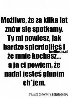 bez owijania :)