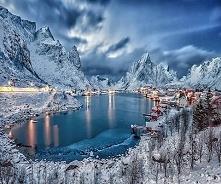 Reine - Norwegia
