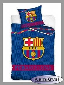 Kolejna nowa propozycja pościeli FC Barcelona dostępnych w naszym sklepie