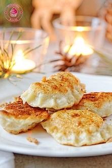 Pierogi z ziemniakami - Wypieki Beaty