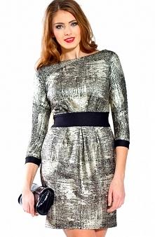 Bicot 2067-06 sukienka sreb...