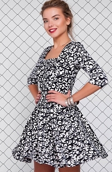Cover GR1157 sukienka mlecz...