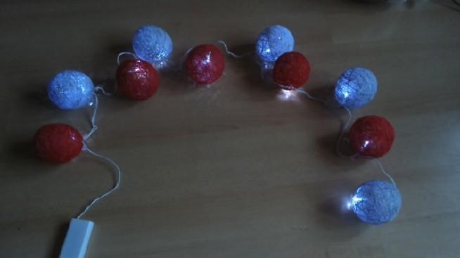 kolejne cottonki,  tym razem na prezent :)
