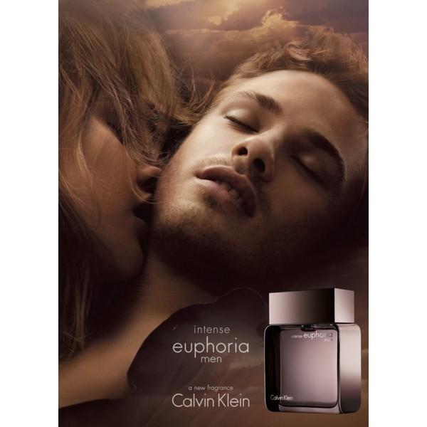 A jakie są Wasze ulubione perfumy męskie?  Euphoria Men Intense CALVIN KLEIN 100 ml w cenie 110 zł.