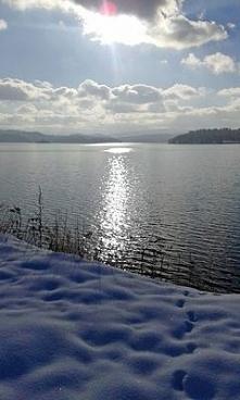 jezioro solińskie<3
