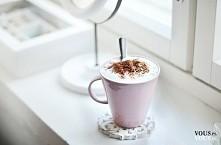Pijemy kawę wspólnie z Calineczką ❤☕