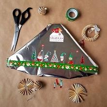 Kreatywne pakowanie prezentów – pomysł dla dziecka [23 sposoby po kliknięciu w zdjęcie]