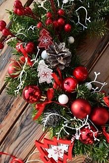 Wianki Świąteczne od Dziedz...
