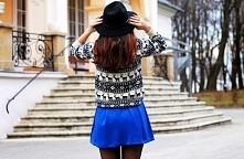 Piękny ten sweterek <3