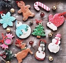 Mmm, świąteczne pierniczki