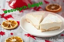 Waniliowy sernik z jogurtów greckich na biszkoptach - jak pianka