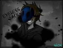 Eyeless Jack ❤
