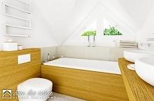 Projekt domu Agatka II styl...
