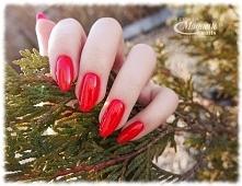 Cudowny kolor Christmas Eve- Limitowana Edycja SPN   Nails by Monika, Studio ...
