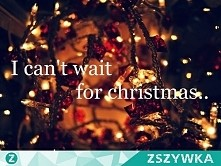 I can't wait for Christmas✊❤.