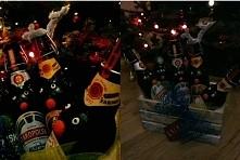 Zaskakujący prezent dla piwosza i nie tylko :)  Druciki kreatywne, plastelina lub gotowe oczy, plastelina lub puchate noski i piwa.  Każdy kto jeszcze nie ma prezentu dla jakieg...