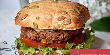 Wegetariańskie burgery Przepis po kliknięciu w zdjęcie