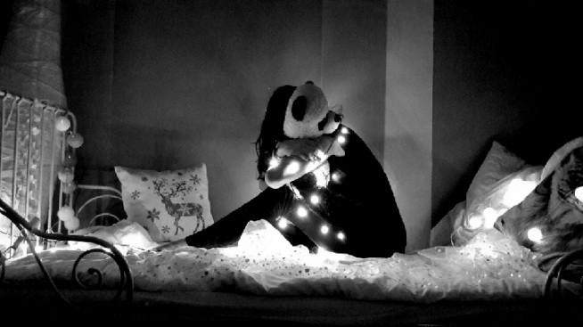 W mroźne zimowe wieczory warto mieć kogoś do kogo można się przytulić