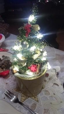 Ozdobą świątecznego stołu :)