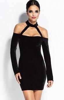Dursi Callie sukienka czarn...