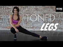 Dance Workout: Toned Legs I...