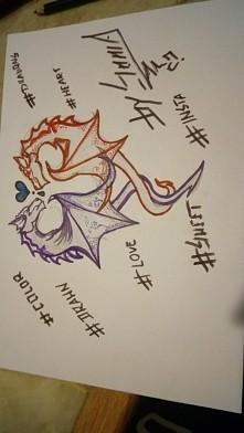 Kolejny Projekt Tatuażu <3