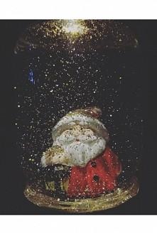 Mikołaj zamknięty w słoiku!