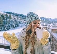 W takim klimacie to ja mogę pić kawę... :) Góry, góry, góry!