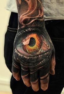 oko na ręce