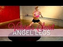 Ćwiczenia na nogi - How to Get Legs Like a Victoria's Secret Angel Model