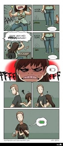 Komiksy o byciu w związku