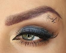Sylwestrowy makeup