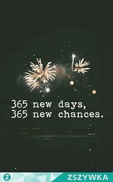 365 nowych dni 365 nowych szans