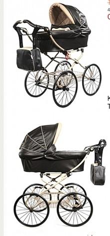 Wózek dziecięcy retro ☺